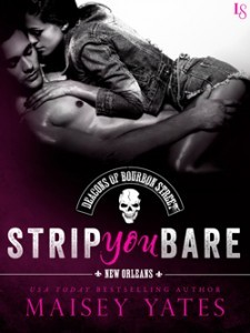 Featured Book: Strip You Bare by Maisey Yates