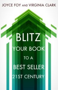 Featured Book: Blitz Your Book to a Best Seller 21st Century by Joyce Spizer Foy and Virginia Clark