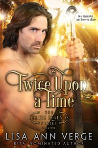 Featured Book: Twice Upon A Time by Lisa Ann Verge
