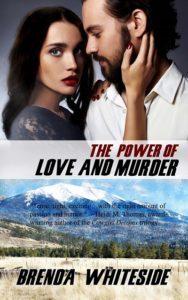 The Power of Love and Murder by Brenda Whiteside