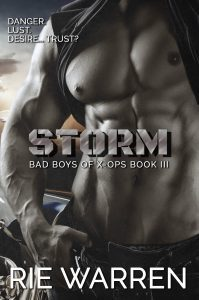 Featured Book: Storm by Rie Warren