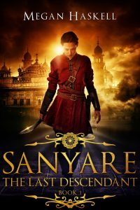 Featured Book: Sanyare: The Last Descendant by Megan Haskell