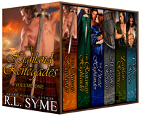 Featured Book: The Highland Renegades Boxed Set: Volume 1 by R.L. Syme