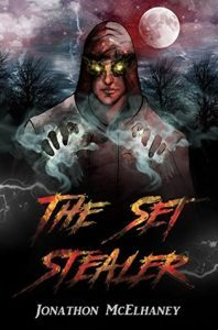 Featured Book: The Set Stealer by Jonathon McElhaney