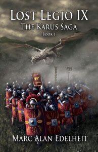 Featured Book: Lost Legio IX by Marc Edelheit