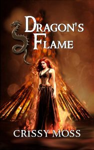 Featured Book: Dragon's Flame by CHRISTY MOSS