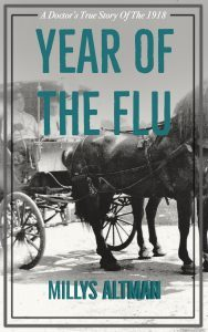 Featured Book:  Year of the Flu by Millys Altman