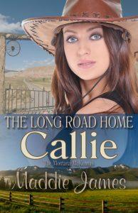Featured Book: Callie: The Montana McKennas by Maddie James