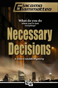 Featured Book: Necessary Decisions by Giacomo Giammatteo