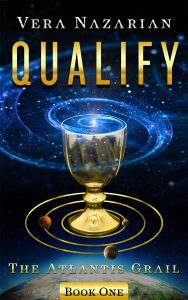 Featured Book: Qualify (The Atlantis Grail Book 1) by Vera Nazarian