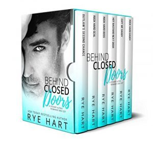 Featured Book: Behind Closed Doors by Rye Hart