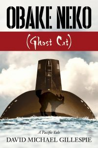 Featured Book: Obake Neko (Ghost Cat) by David Michael Gillespie