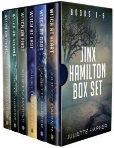 Jinx Hamilton Box Set Books 1-6 by Juliette Harper