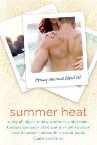 Featured Box Set: Summer Heat: A Steamy Romance Boxed Set by 10 Authors