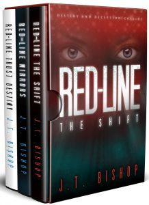 Featured Book: The Red-Line Trilogy Boxed Set by J. T. Bishop