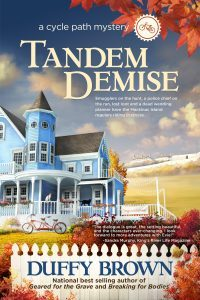 Featured Book: Tandem Demise by Duffy Brown
